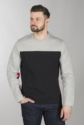 Bluza Dainese Contrast Czarny Melanż