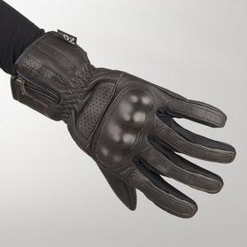 Rękawice Segura Justice Brązowe