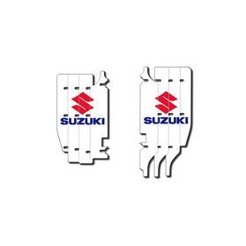HG Radiator Decal Stickers Suzuki White