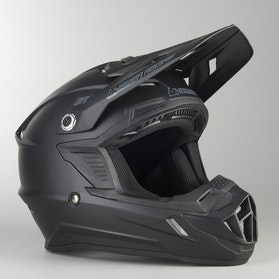 Kask Cross Answer AR1 Edge Czarny Matowy