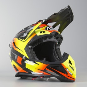 Airoh Aviator 2.3 Fame MX Helmet Matte-Orange