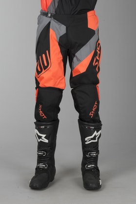 Shot Devo Alert MX-Trousers Neon Orange