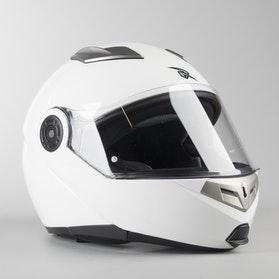 RXA Explorer Openable Helmet White