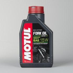 Olej do amortyzatorów półsyntetyczny Motul MED/Heavy 15W 1L