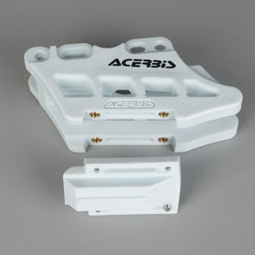 Acerbis 2.0 Yamaha Chain Guide White