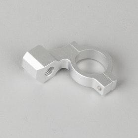 Uchwyt lusterka wstecznego SHIN YO M10 Srebrny