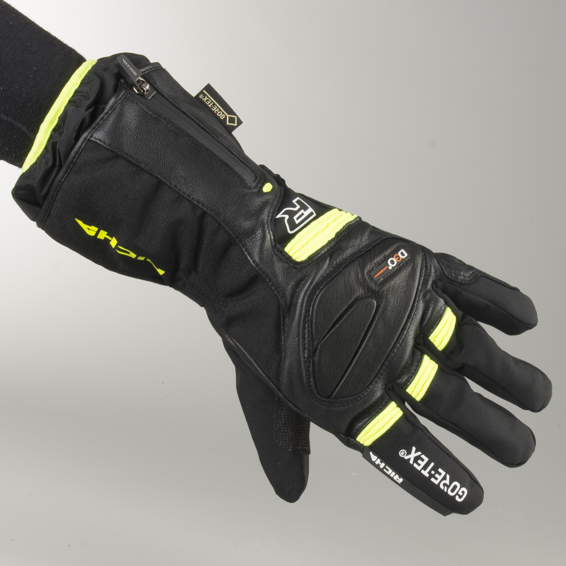 Richa Arctic glove black 2XL
