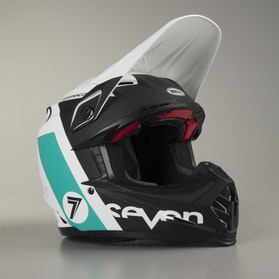 Kask Cross Bell Moto-9 Flex Seven Flight Mattaqua