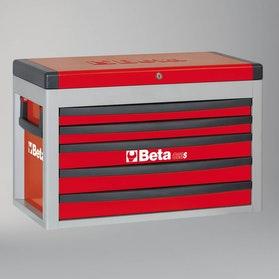 Skrzynia narzędziowa z pięcioma szufladami Beta Tools