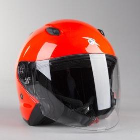 RXA Intercity Open Helmet Fluo Orange