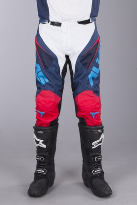 Alias A1 Classic MX Pants Navy-Red