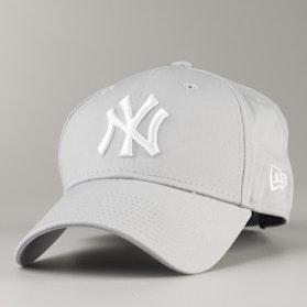 Czapka z Daszkiem New Era 940 League Basic New York Yankees Szara