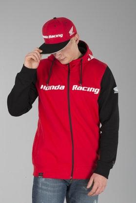 Mikina S Kapucí Honda Racing