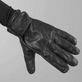 Rękawice Ride&Sons  Daytona Vented CE Czarne