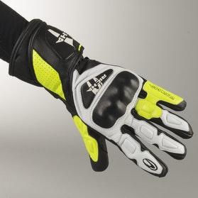 Rękawice Richa RS86 Sports Żółty Fluorescencyjny