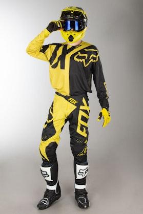 Fox 360 Preme MX Clothes Dark Yellow MX 18