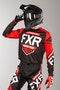 FXR Clutch Retro MX Clothes Black-Red-White