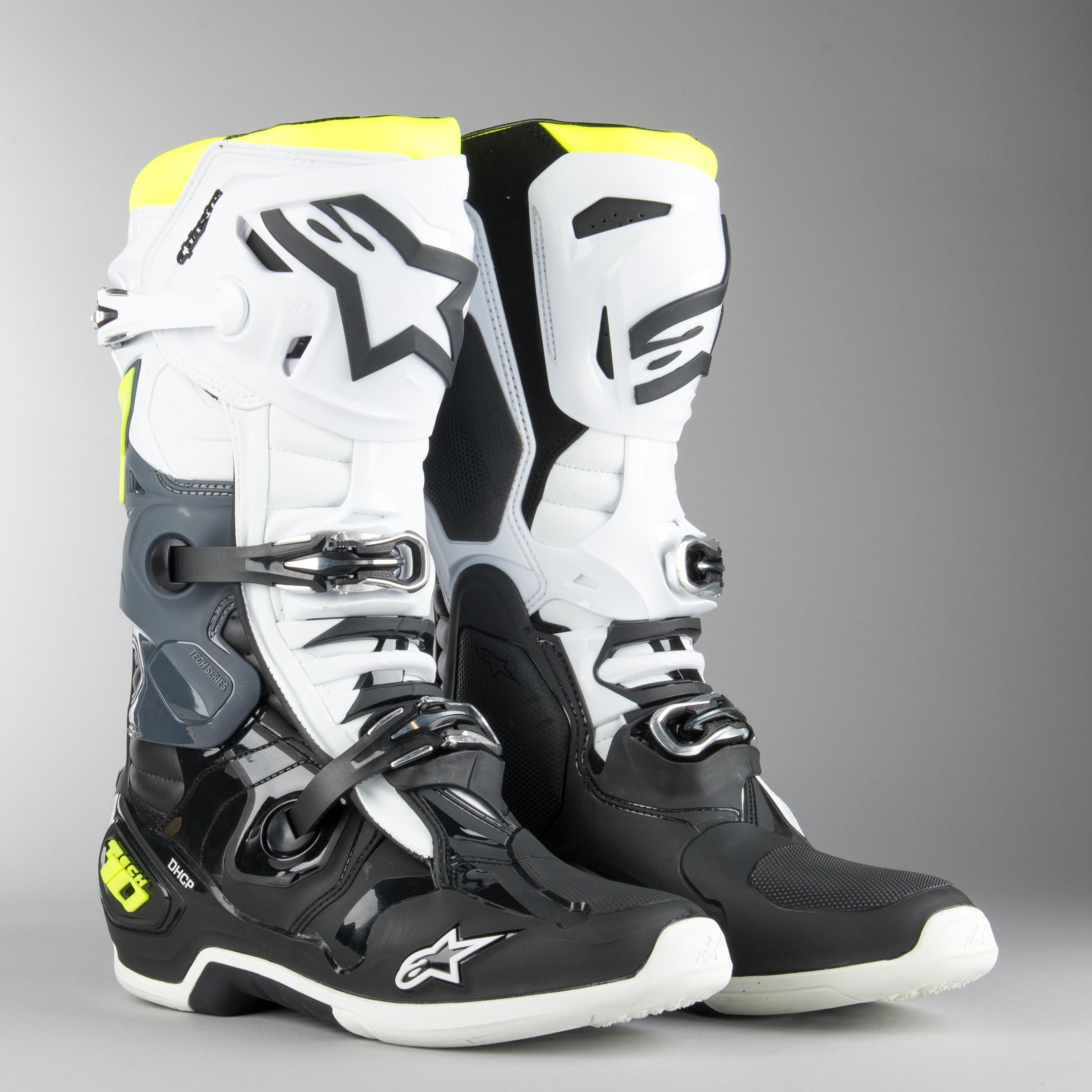 Alpinestars Tech 1 Boots-Black-15
