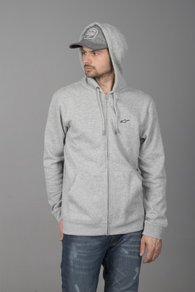 Alpinestars Effortless Fleece Hoodie - Grey