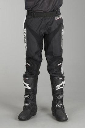 Crossové Kalhoty O'Neal Ultra Lite 75 Černá-Bílá
