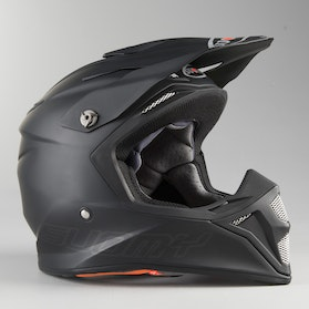 Kask Cross Suomy Mx Speed Plain Czarny Mat