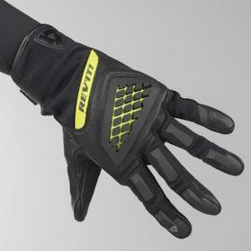 Revit Neutron 3 Gloves Black-Neon Yellow