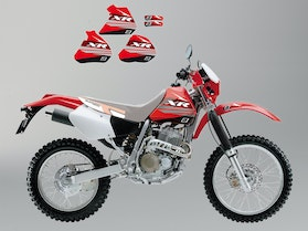 Honda XR 600 R Decal Kit