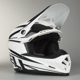 Crossová Helma Bell Moto-9 Tracker Černá