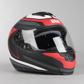 IXS 215 2.0 Integral Helmet Matte Black-Red