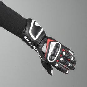 Rękawice Revit Jerez 3 Czarno-Czerwone
