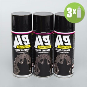 A9 3-pak Brake Cleaner