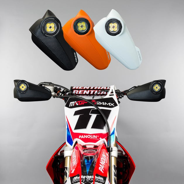 Acerbis Vision LED Hand Guards