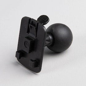 Ultimate Addons 25mm Male Ball 3 Prong Adapter
