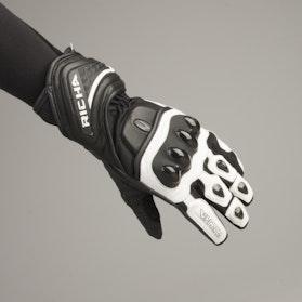 Rękawice Richa Warrior Evo Białe