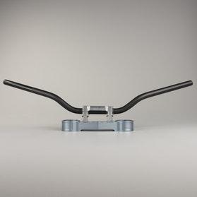 Kierownica LSL Superbike Matowo-Czarna 22mm