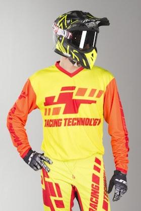 Bluza Cross JT Racing Flo Tec-Megabyte YRO