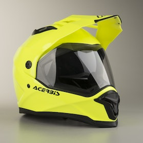Acerbis Reactive Helmet Yellow 2