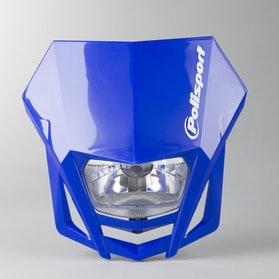 Lampa Przednia Owiewka Polisport LMX Niebieska