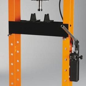Prasa warsztatowa hydrauliczna z ruchomym tłokiem 20T Beta Tools