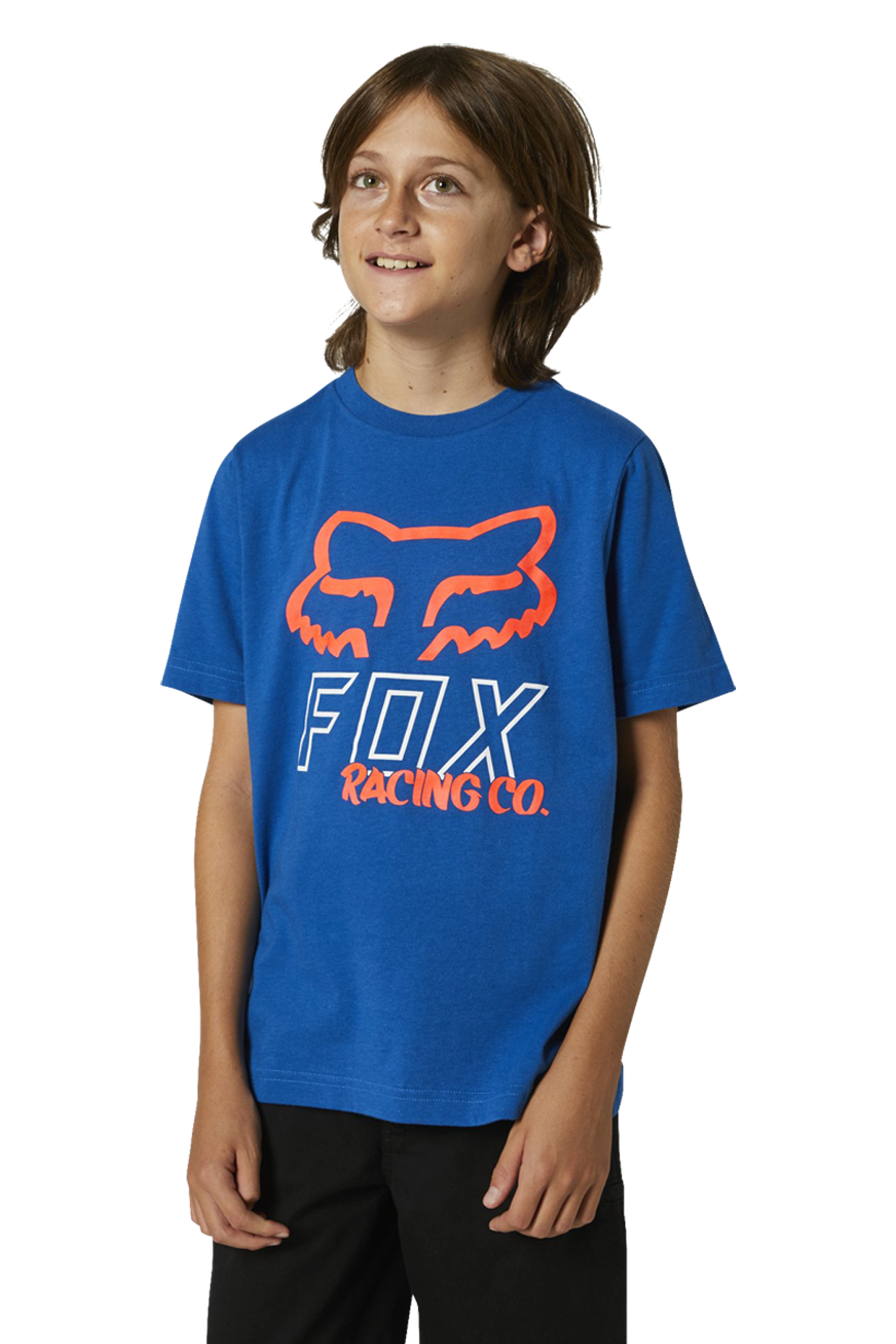 FOX Racing Hightail T-shirt Barn Blå