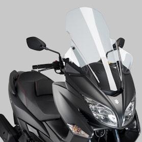 Owiewka Puig V-TECH Touring Suzuki Przezroczysta