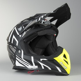 Airoh Aviator 2.2 Helmet Styling White Matt