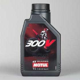 Olej W pełni syntetyczny Motul 300V Offroad 4T 1L