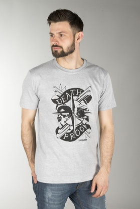 Course Death Proof T-Shirt Grey