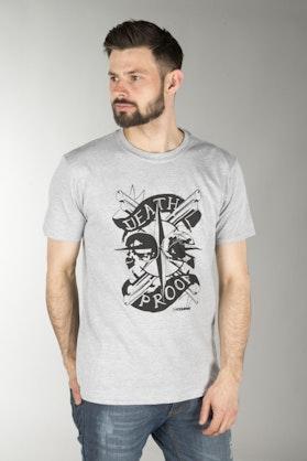 Koszulka Course Death Proof Szara
