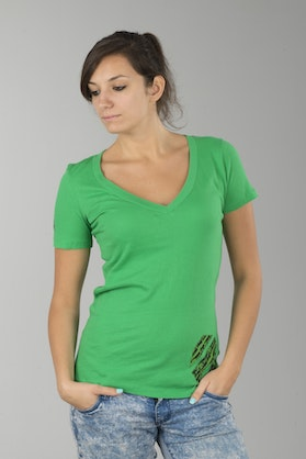 UFC Magnetic Kelly Women's T-Shirt Green