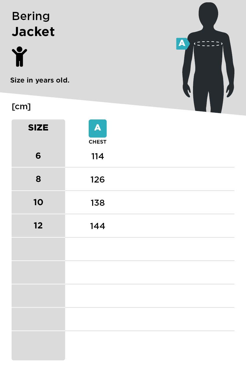 Größte Kindergröße