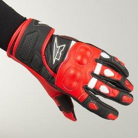 Rukavice AXO Shield Černé-Červené