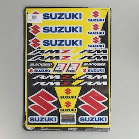 Blackbird Decal Kit Suzuki