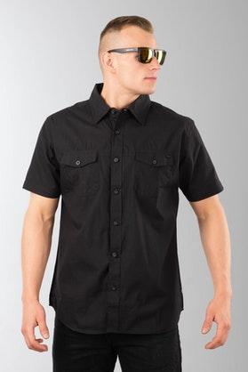 T-Shirt Unit Ransom Czarny